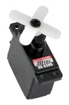 HRC33065S Hitec HS-65HB Mighty Feather Servo with Karbonite Gear