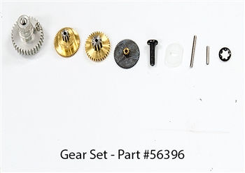 HRC56396 Metal Gear Set for HS-225MG