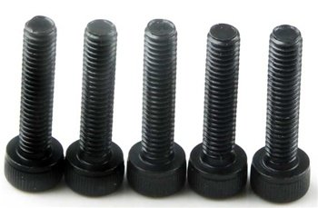 KYO1-S22612 Kyosho Cap Head Screw M2.6x12mm - Package of 5