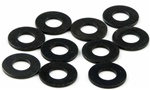 KYO1-W401008 Kyosho Washer M4 x 10mm x 0.8mm - Package of 10