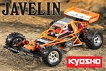 Kyosho Javelin Buggy Kit 4WD - Vintage Series