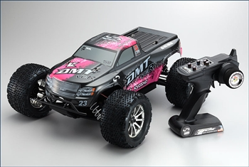 KYO30844B Kyosho DMT VE-R Monster Truck ReadySet