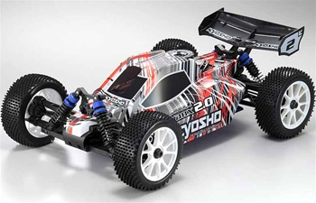 KYO31098T2B Kyosho DBX 2.0 2.4 GHz Readyset Off Road Buggy RTR