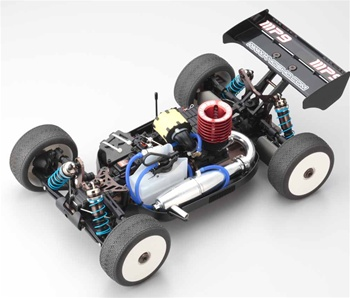 KYO31786B Kyosho Inferno MP9 TKI2 WC Limited Edition