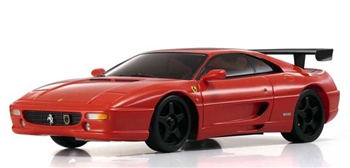 KYO32705R-B 32705R-B Kyosho Mini-Z MR-03 Z Ferrari F355 Challenge in Red