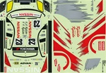 KYO39252-1 Kyosho Sponsor Decal Set Nismo Fairlady 350Z