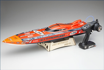 KYO40232RSB Kyosho EP Jet Stream 888 VE Ready Set Boat