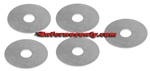 KYO96774 *Kyosho Inferno MP9 Shims 5x20x0.2mm - Package of 5