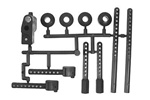 KYO97016B Kyosho FW-06 Body Mount Set