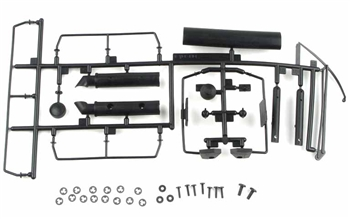 KYOBL21 Kyosho Blizzard SR and DF-300 Plastic Parts Set