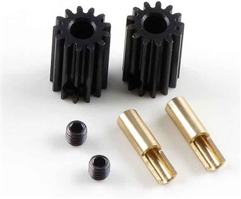 KYOBLW1 Kyosho Blizzard SR Steel Pinion Gear Set 13T/2-Set
