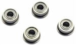 "KYOBRG302 Kyosho 1/8"" x 5/16"" Flanged Ball Bearing - Package of 4"