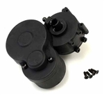 KYOEZ010B Kyosho Sand Master Transmission Case and Counter Gear Set