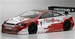KYOFAB003 Kyosho PureTen Completed Body Vauxhall BTCC Astra 2004