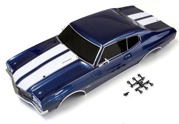 KYOFAB406 Completed Chevelle, Fathom Blue Body Set, Fits Long