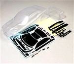 KYOFAB451 Dodge Challenger Clear Body Set Complete