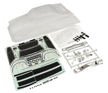 KYOFAB702 Clear Body Set, Chevelle