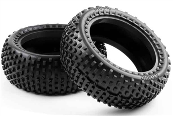 KYOFAT201 Kyosho EP Fazer Kobra Front Tire - Package of 2