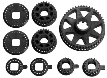 KYOFM613 Kyosho Evolva M3 Pulley Set
