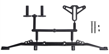 KYOFM614 Kyosho Evolva M3 Rear Body Mount Set