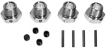 KYOIF115  Kyosho Wheel Hub Set Package of 4