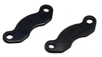 KYOIF273 Kyosho Inferno MP9 Readyset Disk Brake Plate or Caliper Plate - Package of 2