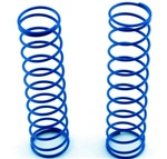 KYOIF348-1016 Kyosho Big Bore Shock Spring Blue Rear Hard