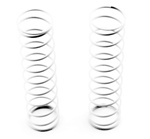 KYOIF348-1316 Kyosho Big Bore Shock Spring White Rear - Package of 2