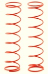 KYOIF348-916 Kyosho Inferno Big Bore Shock Spring Red Rear Super Hard - Package of 2