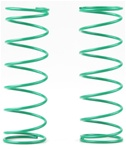 KYOIF350-814 Kyosho Inferno Big Bore Shock Springs Green Short Length 70mm 8-1.4 - Package of 2