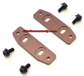 KYOIF431 Kyosho Inferno MP9 Engine Mount Plates and Screws