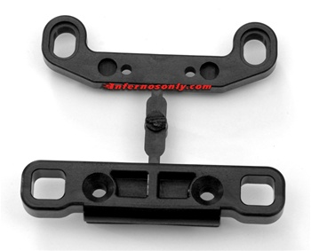 KYOIF434 Kyosho Inferno MP9 Composite Suspension Holders Front Upper and Rear Lower