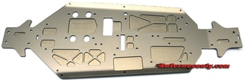 KYOIF448 Kyosho Inferno MP9 Hard Main Chassis Plate