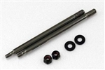 KYOIF484-02 Kyosho Shock Shafts Front MP9 57mm - Package of 2