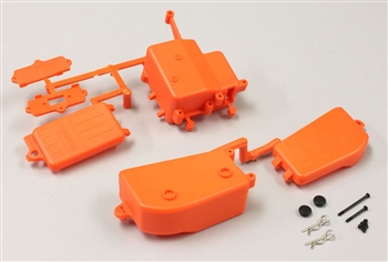 KYOIFF001KO Inferno MP9 Orange Battery & Receiver Box Set