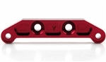 KYOIFW146 Kyosho Inferno 7.5 SP Aluminum Front Upper Sus. Holder(A Block) Red