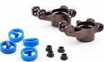 KYOIFW414 Kyosho Inferno MP9 2mm Offset Aluminum Rear Hubs