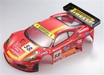 KYOIGB005 Kyosho Inferno GT Ferrari F430GT Body Set Painted