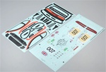 KYOIGB053-1 Kyosho Inferno GT Aston Martin Decal Set