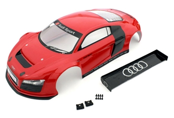 KYOIGB109 Kyosho Inferno GT2/3 Complete Body Set Audi R8 LMS Red