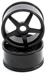 Kyosho Inferno GT Aston Martin DB9 Wheels Package of 2