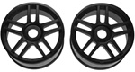 Kyosho Inferno GT Black 10 Spoke Wheels Package of 2