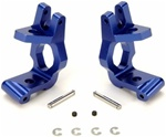KYOIGW001 Kyosho Inferno Aluminum Front Hub Carriers GT and GT2 - Left and Right