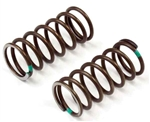 KYOIGW004-5521 Kyosho Inferno GT2 Shock Spring 5.5-2.1 / L = 45mm Green Hard - Package of 2
