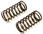 KYOIGW004-6521 Kyosho Inferno GT2 Shock Spring 6.5-2.1 / L = 45mm Yellow Soft - Package of 2