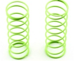 KYOIS106-916 Kyosho Inferno Big Bore Shock Spring Light Green Medium - Package of 2
