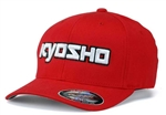 KYOKA30001RS Kyosho Hat - 3D Cap Red S/M