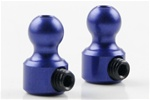 KYOLA237BL Kyosho Blue Anodized Stabilizer Adjust Ball (RB5, RB6, ZX6, ZX5)