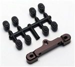 KYOLA368 Kyosho Lazer ZX6 Aluminum Front Suspension Holder Front
