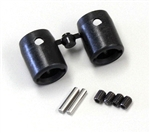 KYOLA379 Kyosho Lazer ZX6.6 Joint Cup Cover - Package of 2